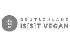 Deutschland ist vegan Logo