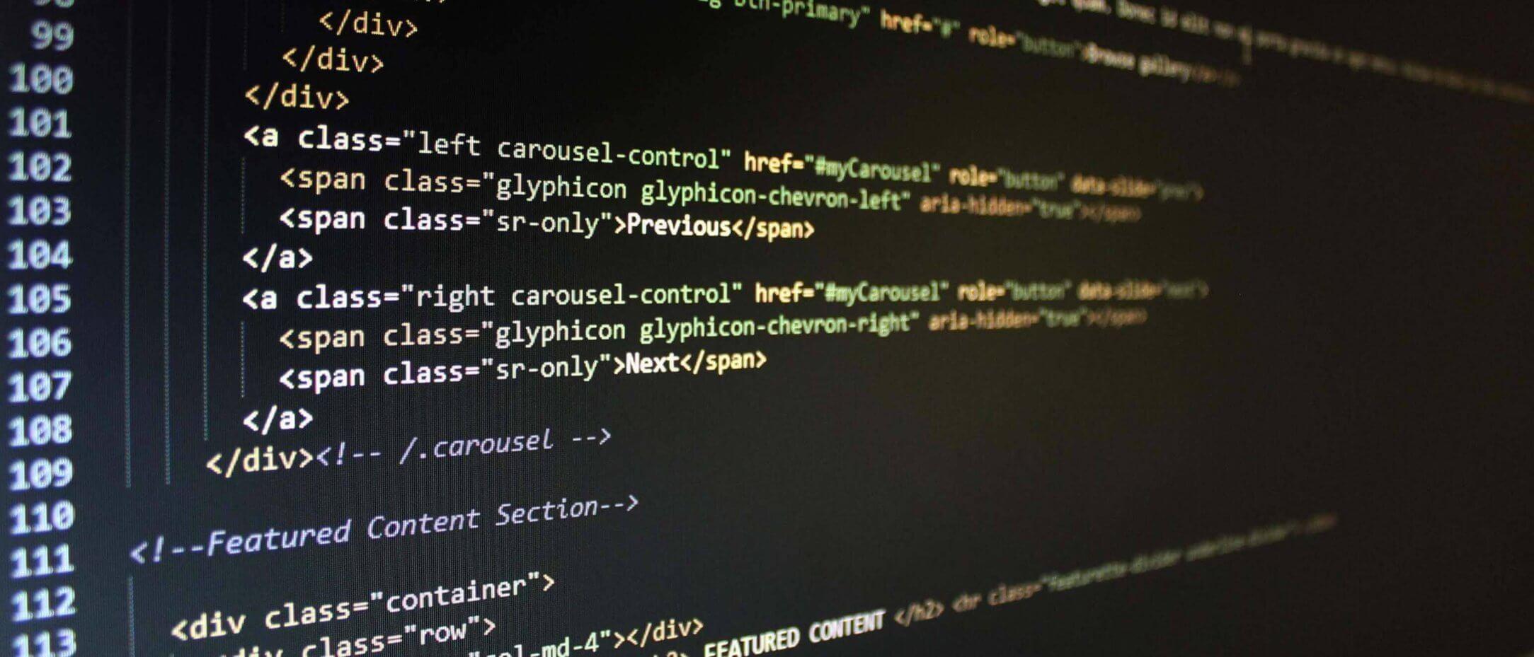 Karriere als Web-Entwickler