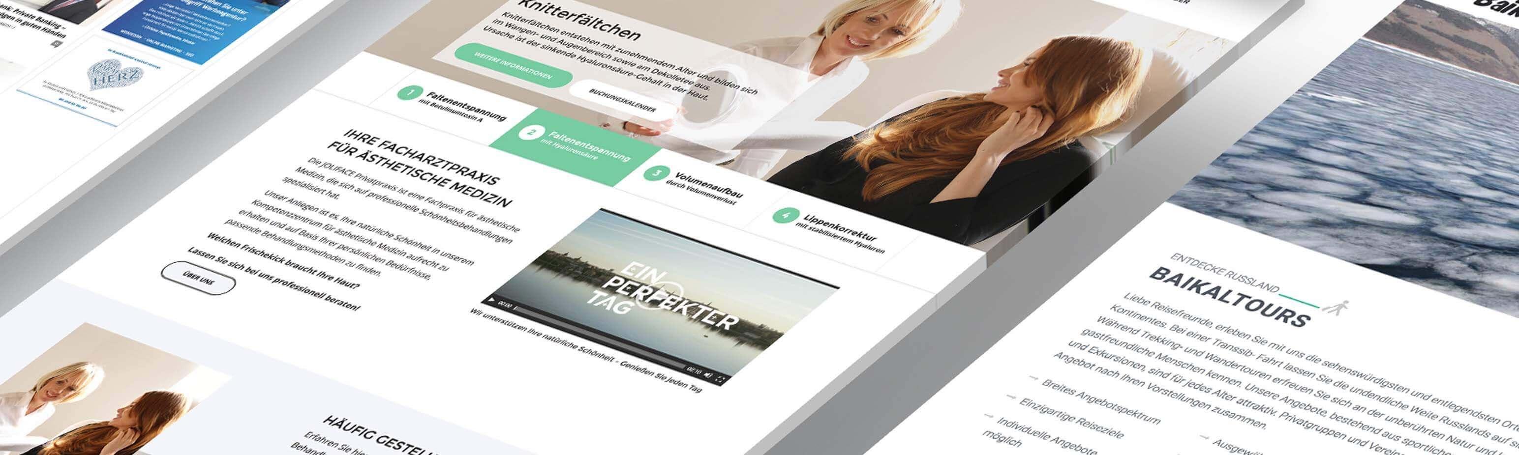 Werbeagentur AWEOS Webdesign