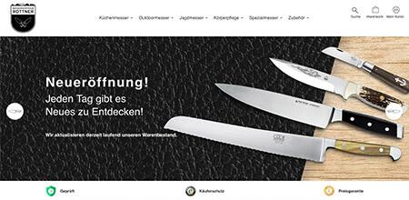 Messervertrieb Rottner Solingen