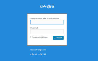 WordPress Login: Anmeldung in WordPress