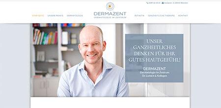 Hautpraxis DERMAZENT - Kunde aus München