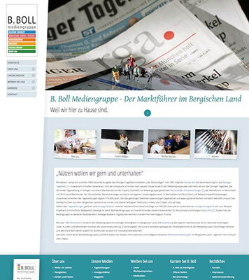 B. Boll Mediengruppe