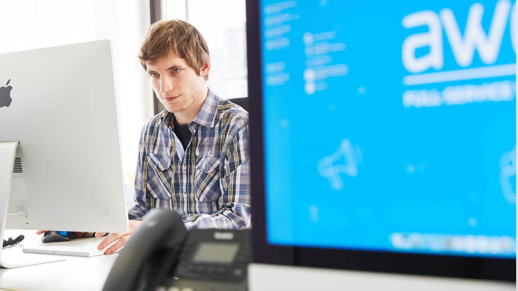 Web-Entwicklung Agentur