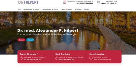 Dr. Hilpert - Kunde aus Düsseldorf