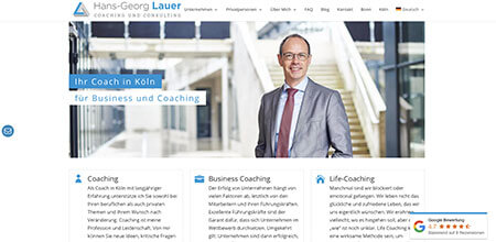 Coaching Lauer - Kunde aus Bonn