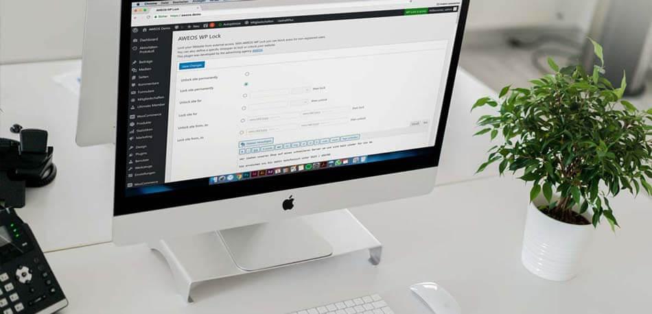 WordPress Wartungsmodus steuern und eigene Wartungsseite schalten