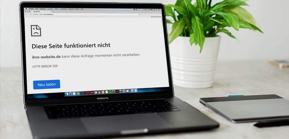 Gescheitertes Update: Was tun wenn WordPress Aktualisieren fehlgeschlagen ist