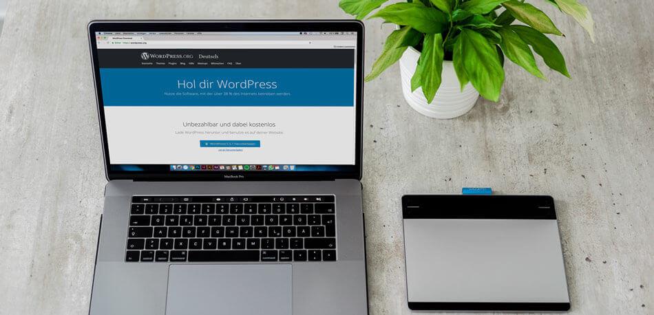 WordPress Download: Kostenloser Download der deutschen WordPress-Version und Erweiterungen