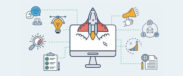 Online Marketing Strategie für Onlineshops