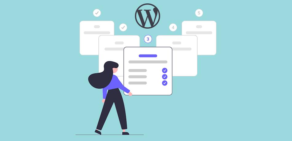 WordPress installieren: Anleitung in 4 Schritten