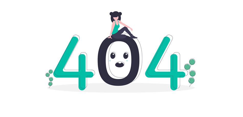 404 not found – Erklärung und Behebung von 404 Fehlern