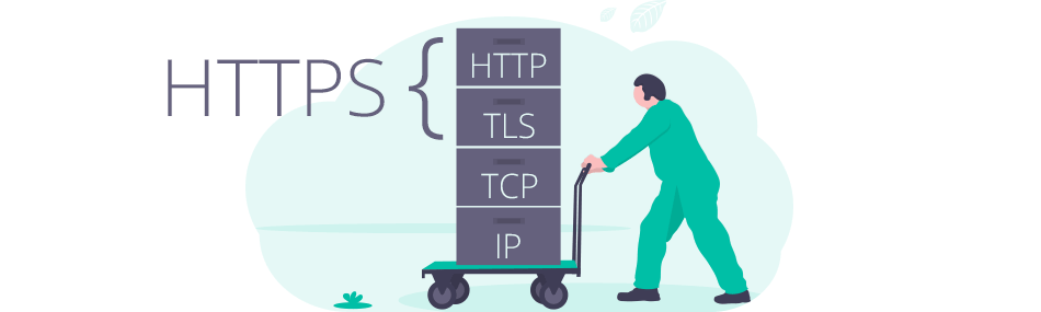 HTTPS Funktionsweise: Network Stack