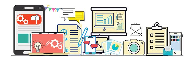 Schwerpunkte des Online-Marketings im Überblick